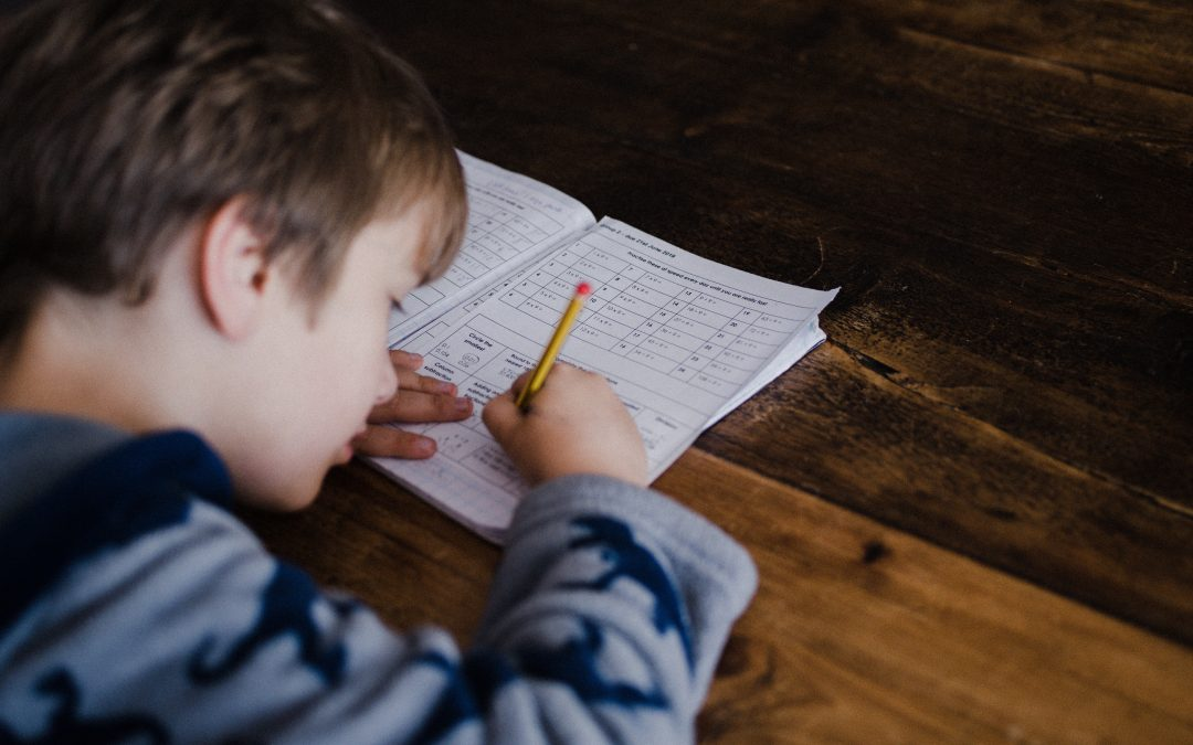 Mercy Grace Blog - Signs Your Child Has ADHD