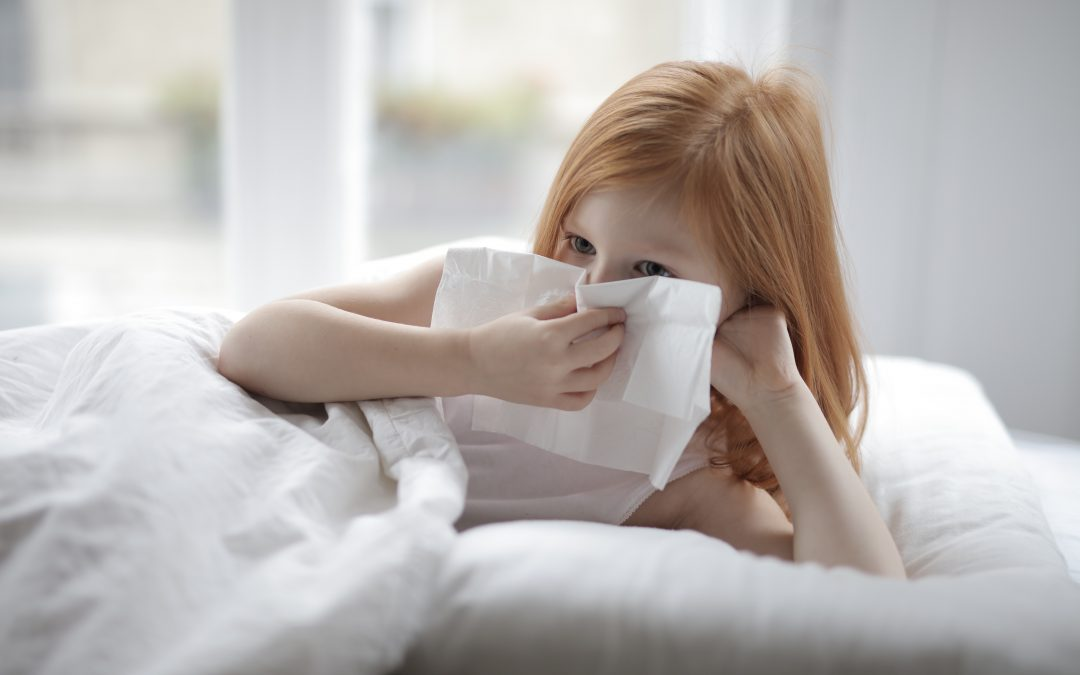 Treating Your Child's Allergies