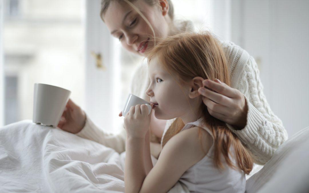 Mercy Grace Blog - Tonsilitis