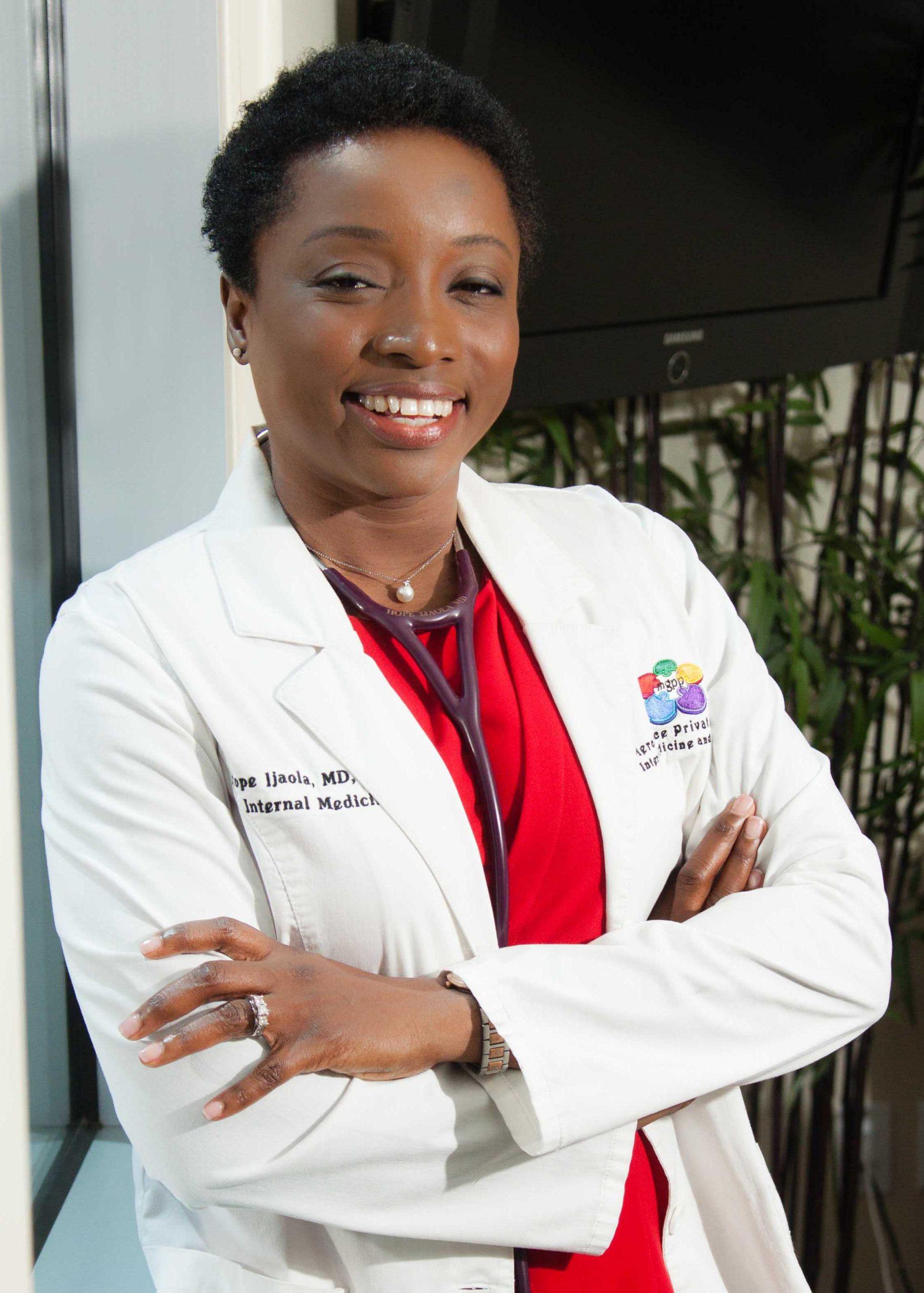 Dr. Hope Ijaola